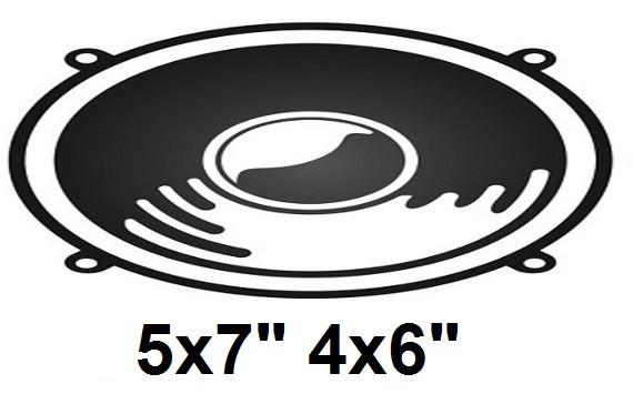 "5x7"" 4x6"""