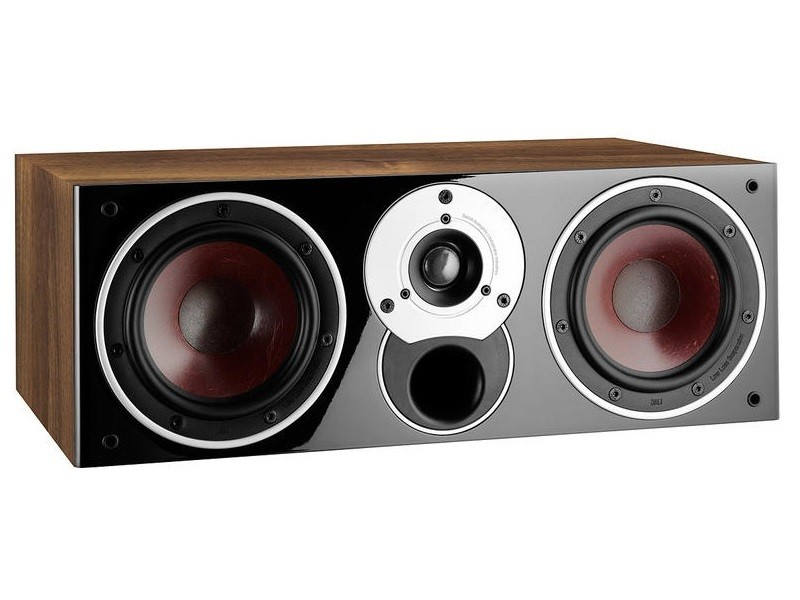 Głośniki centralne i efektowe