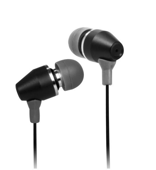 Słuchawki douszne-dokanałowe